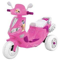 6V Princess Scooter