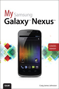 Full-color, step-by-step tasks walk you through getting and keeping your Samsung Galaxy Nexus or other smartphone running Android 4 (Ice Cream Sandwich) working just the way you want