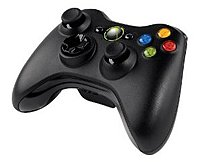 Microsoft Jr9-00011 Xbox 360 Wireless Controller For Windows