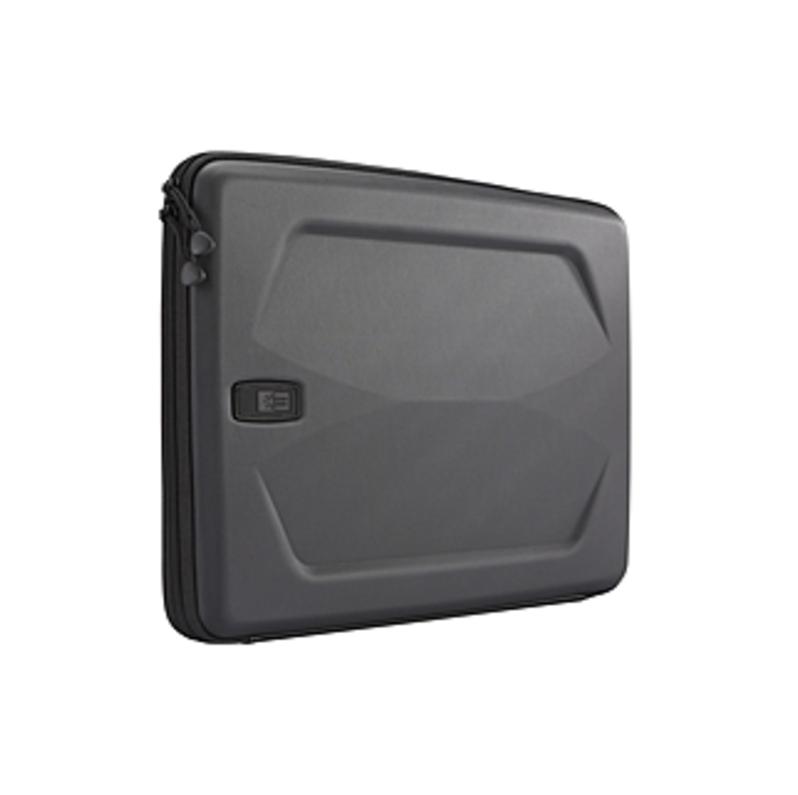"Case Logic Lhs-113 Carrying Case (sleeve) For 13.3"" Macbook Pro - Black - Ethylene Vinyl Acetate (eva) Foam - 10.4"" Height X 14.2"" Width X 1.7"" Depth"