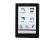 Sony Prs-600bc Reader Touch Edition E-book Reader - Classic Black