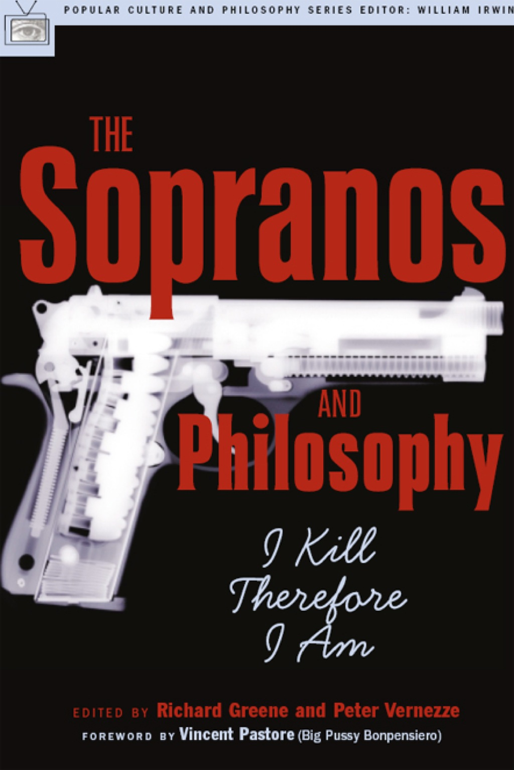 The Sopranos And Philosophy (ebook)