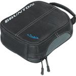"""""""Brunton Icon Soft Case Brand New Includes One Year Warranty, The Brunton Icon soft Case is a custom fit binocular case, made up of hard polyester shell and interior of mixed cotton fabric designed to be gentle on your binocular"""