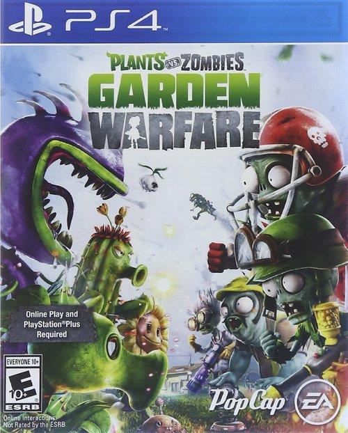 Electronic Arts 014633731781 73178 Plants Vs Zombies Garden Warfare - Playstation 4