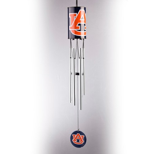 Bsi Products Inc Auburn Tigers Wind Chimes Wind Chimes