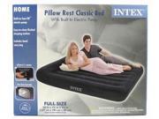 Intex Pillow Rest Classic Airbed, Full