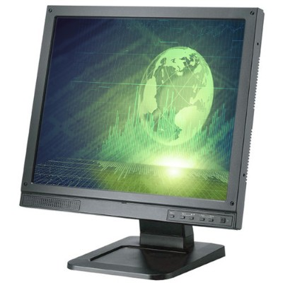 Toshiba P1910a High-resolution 19 Lcd Color Monitor