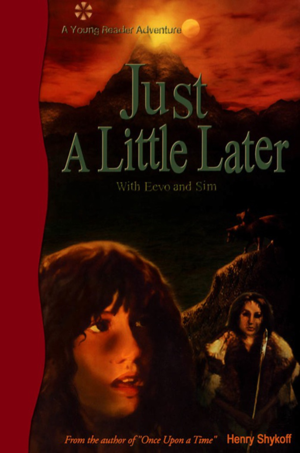 Just A Little Later With Eevo And Sim (ebook)