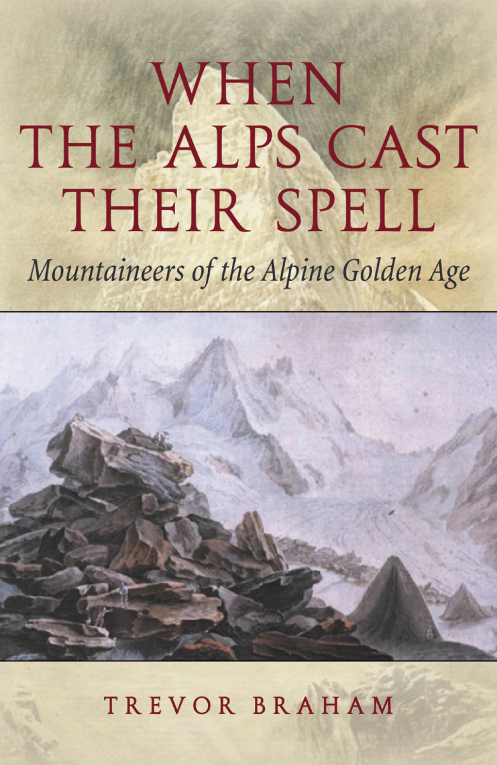 When The Alps Cast Their Spell (ebook)
