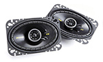Kicker 40cs464 2-way Coaxial Speakers