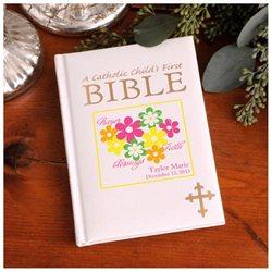 Catholic Child?s First Bible