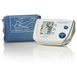 One-Step Auto Inflation Blood Pressure - Cuff Size: Large