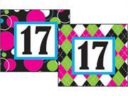 Circle Frenzy Calendar Cards