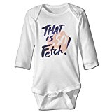 That Is So Fetch Slogan Novelty Funny Baby Onesie Bodysuit