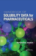 Aqueous solubility is one of the major challenges in the early stages of drug discovery