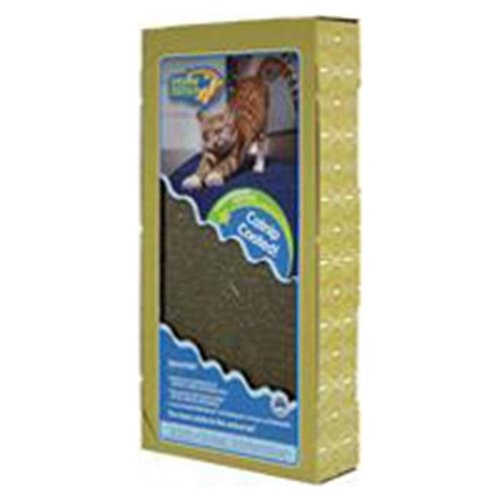 Ourpets Company 089986 Cosmic Spiced Up! Catnip-Coated Cat Scratcher