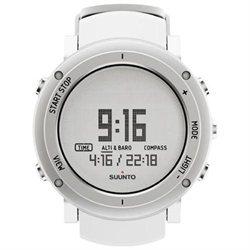 Suunto Core Alu Pure White Temperature Display Outdoor Sports Watch SS018735000