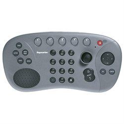 Raymarine E-Series Full Function Remote Keyboard With SeaTalk2 Connection