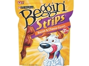 Beggin Strips Bacon & Cheese 2 Nestle Purina Pet Care Bones/chews/treats