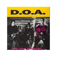 D.O.A. - It'S Not Unusual [Australian Import]