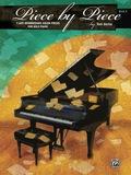 Piece By Piece, Book 3: 7 Late Intermediate Color Pieces For Solo Piano (piano)