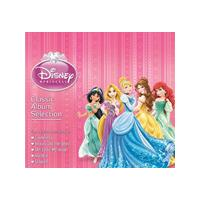Various Artists - Disney Princess (Classic Album Selection) (5 CD Box Set) (Music CD)