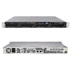Supermicro Server Barebone SYS-5015M-MTB 1U Intel Xeon 3200/3000 Intel 3210 DDR2-800/667 4x3.5 Hot-S