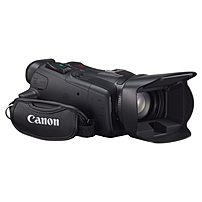 "Canon Xa20 Digital Camcorder - 3.5"" - Touchscreen Oled - Cmos - Full Hd - 16:9 - H.264/mpeg-4 Avc, Avchd, Mp4 - 20x Optical Zoom - 400x Digital Zoom - Optical, Electronic (is) - Speaker, Microphone - Hdmi - Usb - Sd, Sdhc, Sdxc - Memory Card 8453b002"