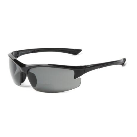 Bp-7 Rimless Sunglasses - Polarized, Bi-focal (for Men)