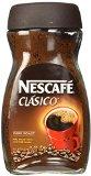 Nescafe Clasico Instant Coffee, 7 Ounce Jar
