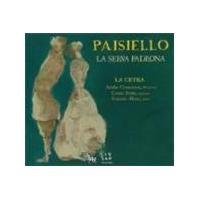 Giovanni Paisiello - La Serva Padrona (La Cetera) (Music CD)