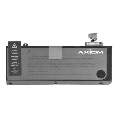 Axiom Memory 661-5557-ax Ax - Notebook Battery - 1 X Lithium Ion - For Apple Macbook Pro 13.3 (mid 2009  Mid 2010  Early 2011  Late 2011  Mid 2012)
