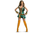 Teenage Mutant Ninja Turtles Sassy Michelangelo Deluxe Adult Costume