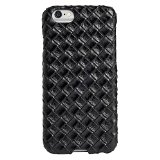 AGENT 18 iPhone 6 Slim Shield Case - Retail Packaging - Black Weave