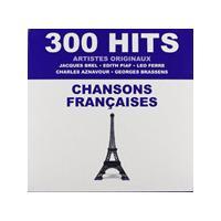 Various Artists - 300 Hits (Chansons Françaises) (Music CD)