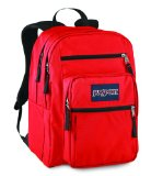 JanSport Big Student Classics Series Daypack, High Risk Red