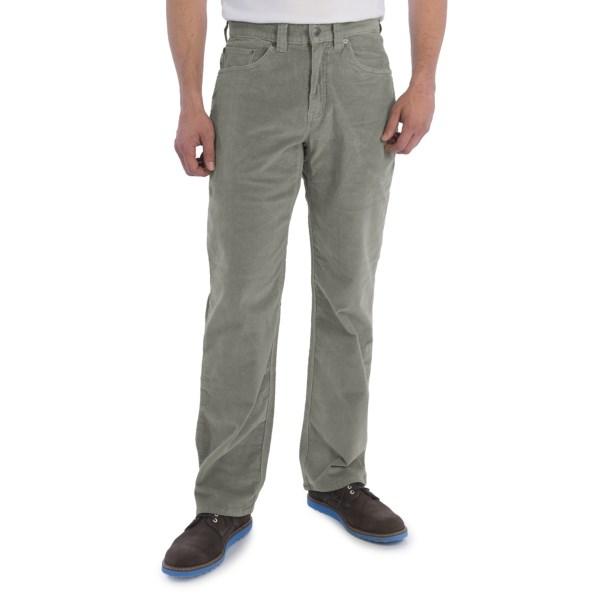 Mountain Khakis Canyon Cord Pants - Stretch Cotton (For Men)