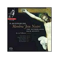 Dietrich Buxtehude - Membra Jesu Nostri (Veldhoven) [SACD/CD Hybrid] (Music CD)