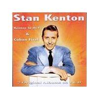 Stan Kenton - Kenton In Hi-Fi/Cuban Fire! (Music CD)