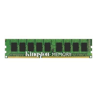 Kingston Kvr16le11/8i 8gb (1x8gb) 1600mhz Ddr3 Sdram Ecc Cl11 Dimm 1.35v W/ts Intel Certified