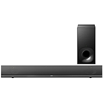 Sony Ht-nt5 Sound Bar Speaker - Wireless Speaker(s) - Wall Mountable - Black - Virtual Surround Sound, Dts-hd High Resolution, Dolby Truehd, S-force Pro Front Surround, Dolby Dual Mono, Dolby Digital Plus, Dolby Digital, Dts-es - Wireless Lan - Bluetooth