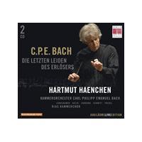 C.P.E.Bach: DieLetztenLeidenDesErlösers (Music CD)
