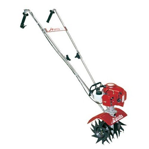 Mantis 7225-00-02 2-Cycle Gas-Powered Tiller/Cultivator (CARB Compliant)