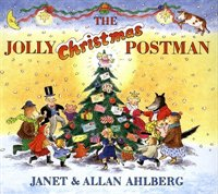Jolly Christmas Postman,the