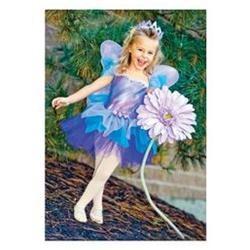 Watercolor Fairy Dress - Purple/Lavender - Extra Small -