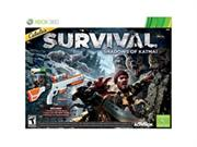 Activision Blizzard Inc 76624 Cabela's Survival Katmai W/gun