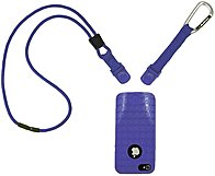 P First ever impact resistant case with an integrated lanyard for the iPhone 5