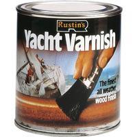 Rustins Yacht Varnish 1 Litre