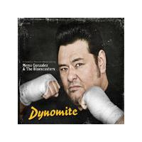 Memo Gonzalez & The Bluescasters - Dynomite (Music CD)