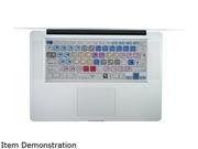 Ezquest Avid Media Composer Keyboard Cover For Macbook, Macbook Air 13
